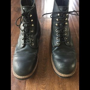 Red Wing Iron Rangers